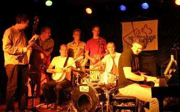 Christiania Jazzband - Stokstad / Jensen Trad.Band Stokstad / Jensen Happy New Chair
